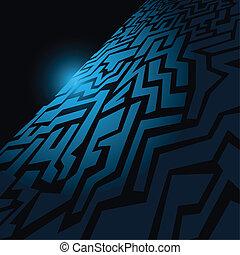 Future cover - Creative design of future cover