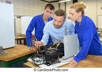 future electronic assembler