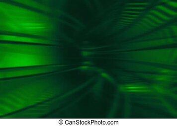 future, passage, portal