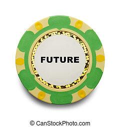 Future Poker Chip