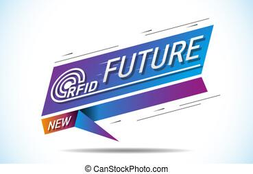 Future RFID icon