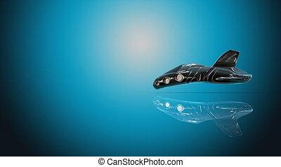 futuriste, véhicule
