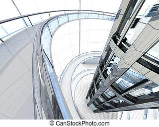 Futuristic Architecture - Science fiction architecture...