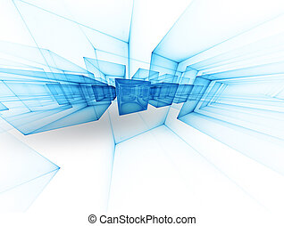 Futuristic background - futuristic technology background...