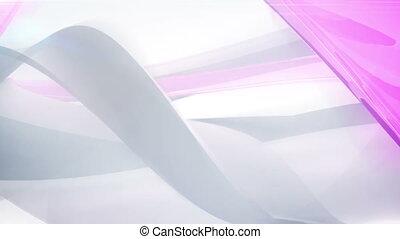 Futuristic background. Loop.