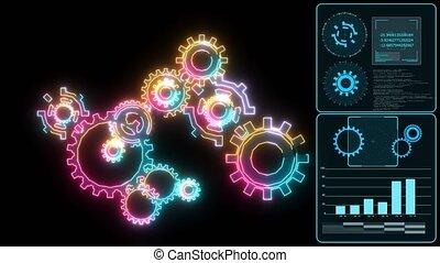 Futuristic digital thermodynamic gear nano technology ...