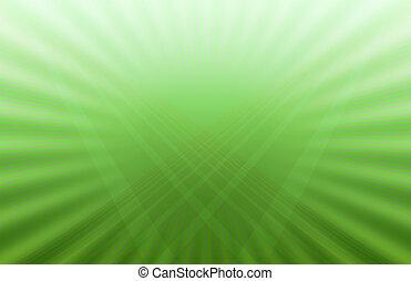 Futuristic Green Background