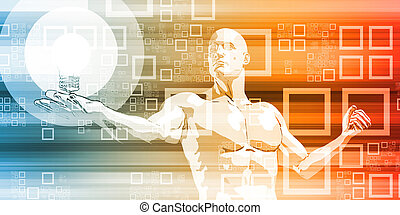 Futuristic Interface