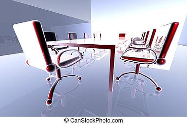 Futuristic Office 1