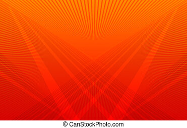 Computer generated background pattern orange colors