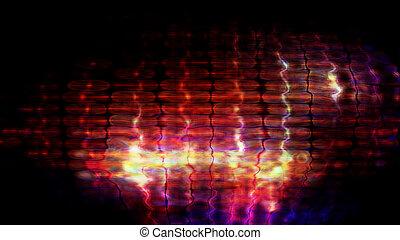 Futuristic Screen Display Pixels 10477 - Futuristic, video ...