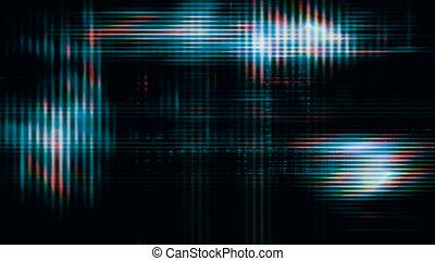 Futuristic Screen Display Pixels 10563 - Futuristic, video ...