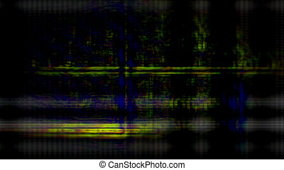 Futuristic Screen Display Pixels 10564 - Futuristic, video ...