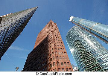 Futuristic Skyscrape