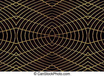 Futuristic Tech Background Pattern