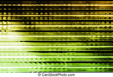Futuristic Technology Abstract