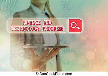 futuristico, digitale, servizi, connection., informazioni, concettuale, innovativo, finanza, ricerca, testo, progress., foto, aiuta, web, esposizione, finanziario, segno, rete, tecnologia, sviluppare