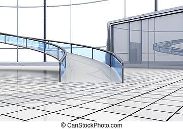 futuristisch, architectuur