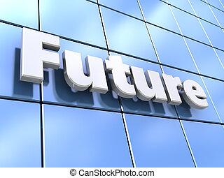futuro, ciudad