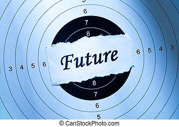 futuro, concetto