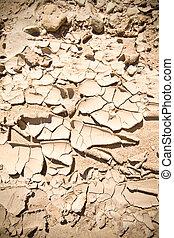 fyllda, abiquiu, mexico, ram, vinjett, lera, torkat, färsk, ...