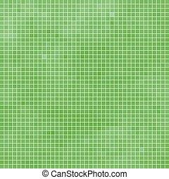 fyrkant, abstrakt, vektor, bakgrund, bildpunkt, mosaik