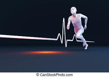 fysiologie, opmeting
