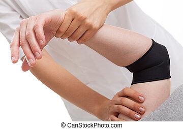 fysiotherapie, oefeningen