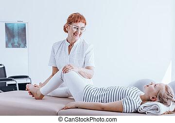 fysiotherapie, op de werkkring