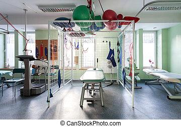 fyzioterapie, centrum