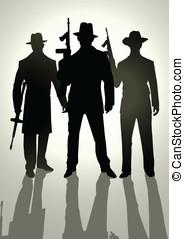 gángsteres