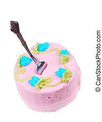 gâteau, entier