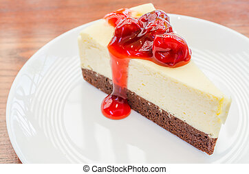 gâteau, fromage