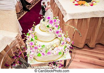 gâteau, mariage