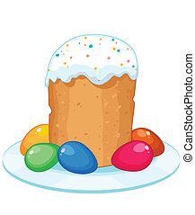 gâteau, paques