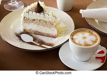 gâteau, savoureux