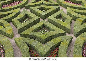 gärten, förmlichkeit