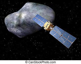 géant, astéroïde