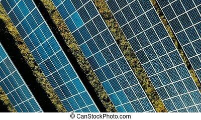 générateur, électricité, soleil, énergie, environnement, solaire
