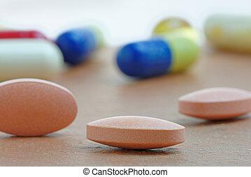 générique, statins, haut, tablettes, fin, ou