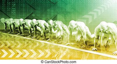 génétique, business