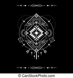 géométrie, magie