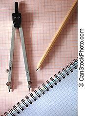 géométrie, outils