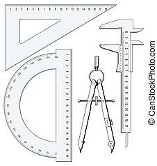 géométrie, précision
