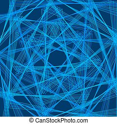 géométrie, signe., sacré
