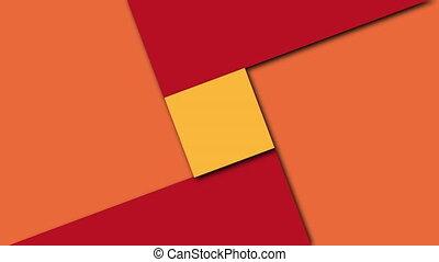 géométrique, 3d, toile de fond, informatique, visuel, render, formes, coloré, generated.