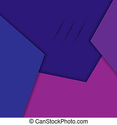 géométrique, fond, moderne, résumé, pourpre