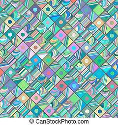 géométrique, fond, résumé, image