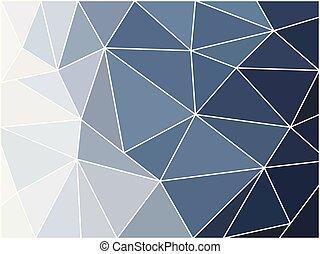 géométrique, fond, résumé, vecteur, image