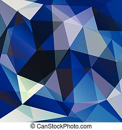 géométrique, triangulaire, fond, polygones